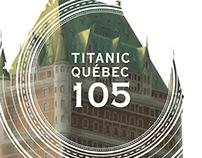 [WIP] Titanic Québec 105 Poster