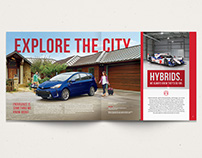 Toyota Canada 2017 Brochures