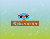 Diseño web para Kids Corner