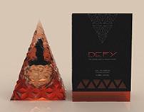 DEFY - Perfume Bottle Concept