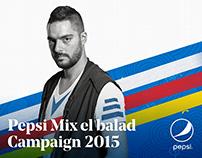 "Pepsi ""Mix Elbalad"" Campaign"