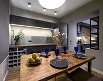 Individual apartment