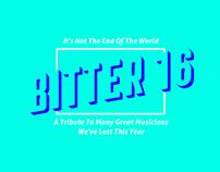 BITTER 2016
