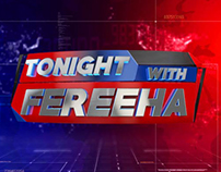 Tonight With Fareeha (Program Packaging)