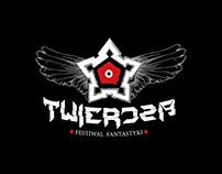 Twierdza Festiwal Fantastyki - corporate design