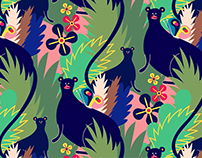 FAUNA / PATTERNS & ILLUSTRATIONS