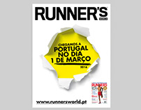 Runner's World Portugal [poster]