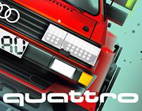 Audi Quattro 80 B2