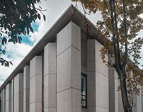 500B Building