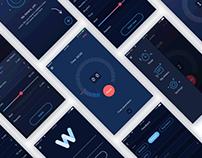 FitWave timer app