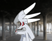 Silvally Headshot