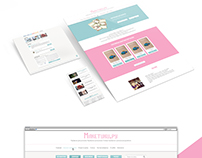 Website design for sale school portfolio templates
