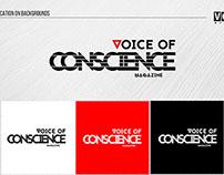 VOICE OF CONSCIENCE - LOGO DESIGN