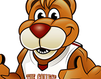 Clyde the Cougar