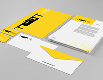 Corporate identity for Real Estate project