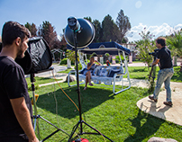 Garden Furniture Catalog Shooting & Video Production