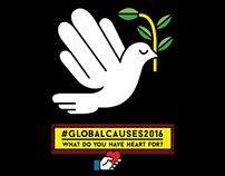 FACEBOOK x DXTR / Global Causes 2016