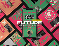 Future Instagram Posts & Stories Template