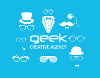 Geek Avatars (Geek Creative Agency)- Visiting Cards