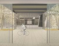 Camila Alberti's intermodal station concept