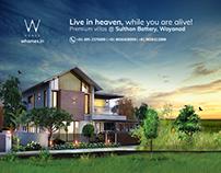 Whomes - News paper ad