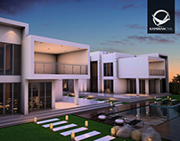 modern luxury villas | Algeria