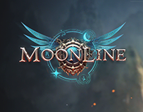 MoonLine Game Logo