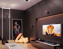BOSE _ VIP Room