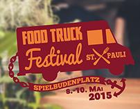 Food Truck Festival St.Pauli
