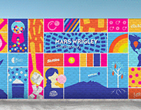 Mural MARS Santa Catarina