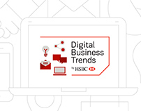 HSBC Digital Business Trends