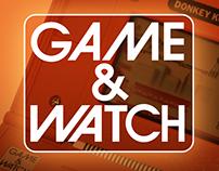 40 Game & Watch Logos   Fully Remastered