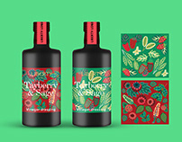 LIBERTY FOOD PACKAGE DESIGN