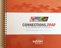 DVRPC: Connections 2040 Plan