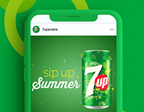 7UP Sip Up