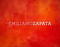 Emiliano Zapata | Pré-candidato