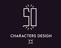 50 Characters - Design