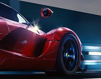 LaFerrari - Automotive CGI Challenge 3