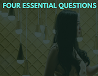 Pepper Rutland on Four Essential Questions