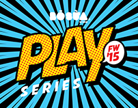 PLAY SERIES FALL/WINTER '15 LOOKBOOK