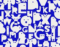 ELEFONT   the animal font