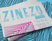 ZINEZŐ / graphic design periodical