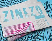 ZINEZŐ / graphic design periodical