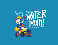 The Waterman - Water Supply Co.