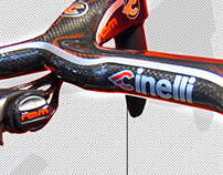 Cinelli & Columbus Bike & Bike parts