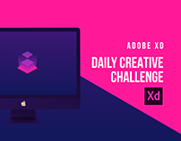 Adobe XD Daily Creative Challenge | Voice Command