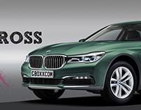 BMW 7 Series Cross