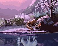 Scene #47: 'Stillness'