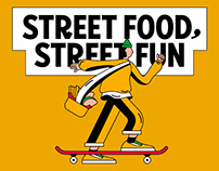 Street Food, Street Fun. | Iron Steak