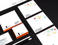 KR8 bureau Brand Identity